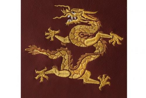 Rolls royce bespoke dragon