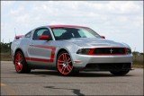 Ford mustang 302 hennessey