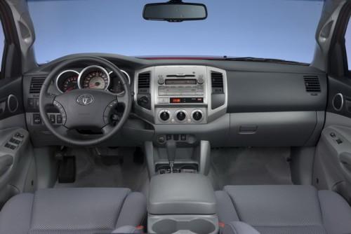 Toyota Tacoma facelift
