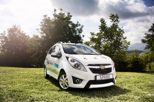 Chevrolet SOS Satele Copiilor Romania