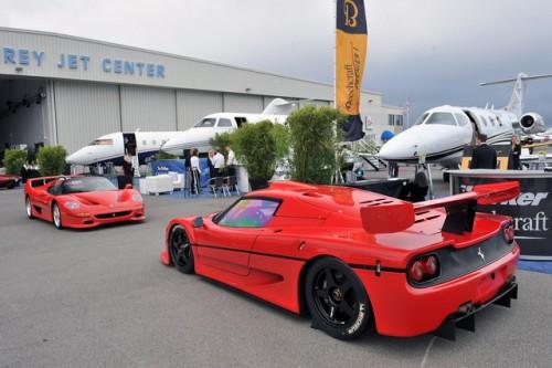 Ferrari F5 si F50 GT