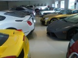 Bahrain supercar collection