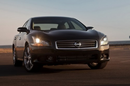 Nissan Maxima refresh