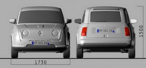 Renault Quatrelle - Oberdorfer