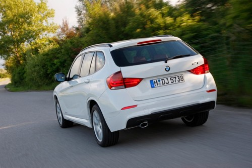 BMW X1 EfficientDynamics Edition