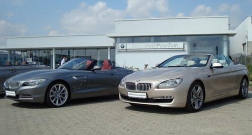 Centrele BMW Premium Selection Romania