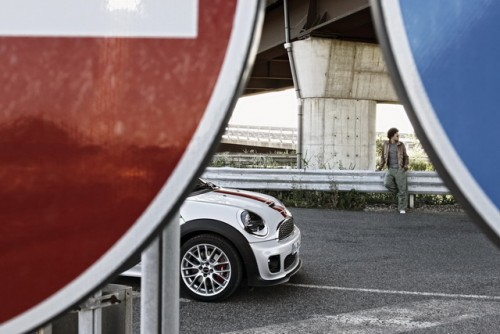 MINI Coupe noi fotografii