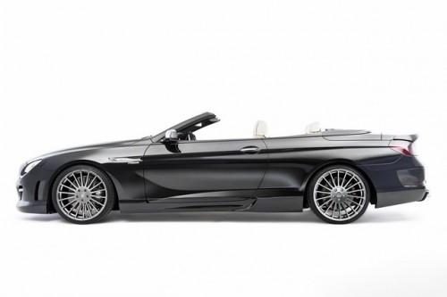 BMW seria 6 cabrio Hamman