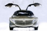 Mercedes F125 gullwing