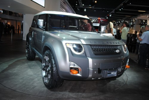 Land Rover DC 100 si DC 100 Sport
