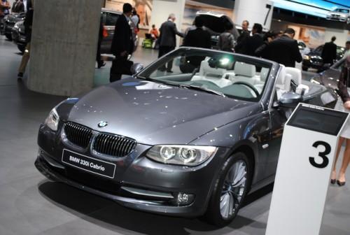 Standul BMW