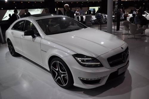 Mercedes CLS 63