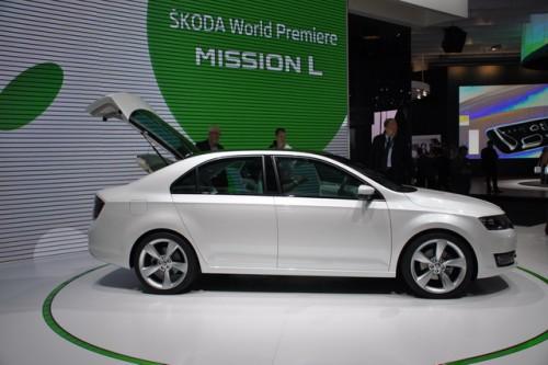 Skoda Mission L