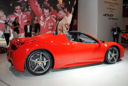 Standul Ferrari