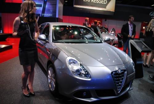 Standul Alfa Romeo