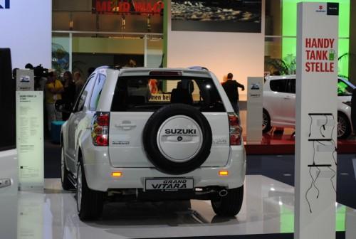 Standul Suzuki