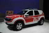 Dacia Duster Feuerwehr