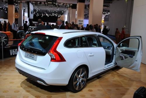 Standul Volvo