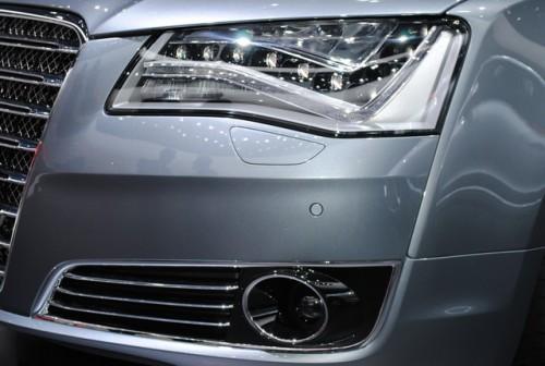 Audi A8 W12 Quattro