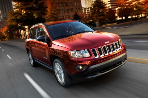 Jeep modele China