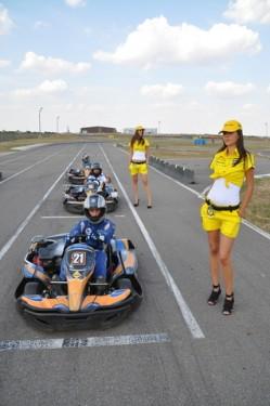 Cupa Presei la Karting