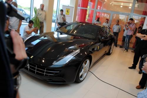 Ferrari Four Romania