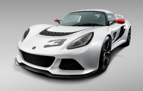 Noul Lotus Exige S