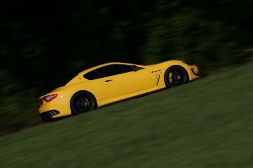 Maserati Novitec GranTurismo