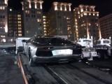 Lamborghini aventador batman