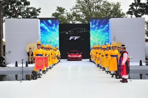 Ferrari ff korea de sud