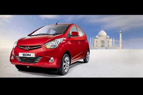 hyundai eon india