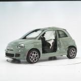 Fiat 500 IIHS