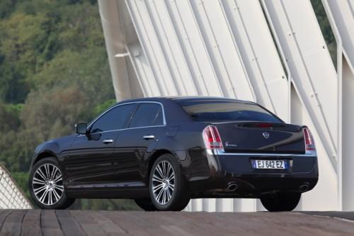 Lancia Thema 2012