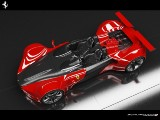 Ferrari celeritas barchetta