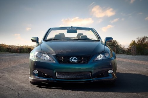 Lexus IS 350 by VIP