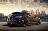 Lexus CT 200h tunat de Five axis