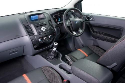 Ford Ranger NCap