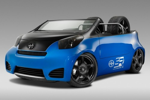 Scion iQ Cartel