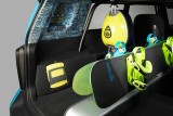 Scion xB snowboarding