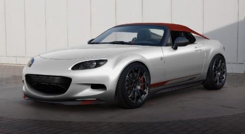 Mazda sema 2011