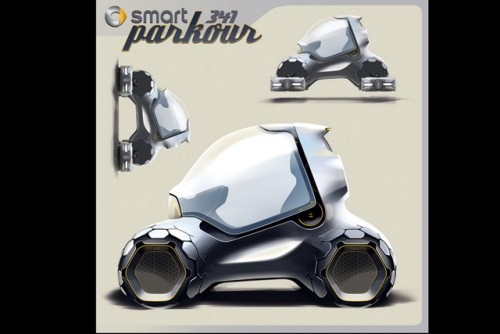 Concurs design LA Auto Show-holliwood
