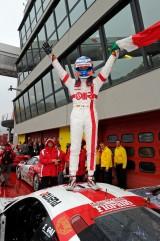 Petrecere Ferrari pe circuitul de la Mugello
