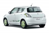 Suzuki swift ev hibrid