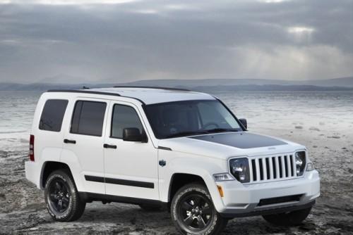 jeep arctic