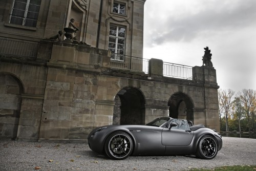 Wiesmann Roadster MF5 V10 Black Bat