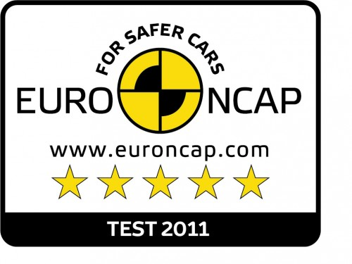 Toyota Yaris EuroNCAP 2011
