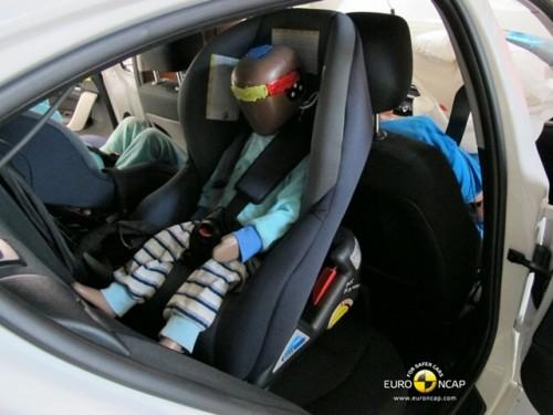 BMW seria 1 euroNCap