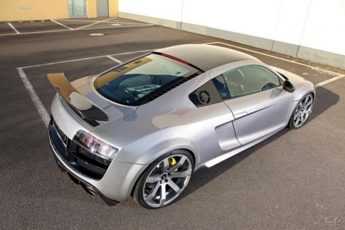 Audi R8 Toxique