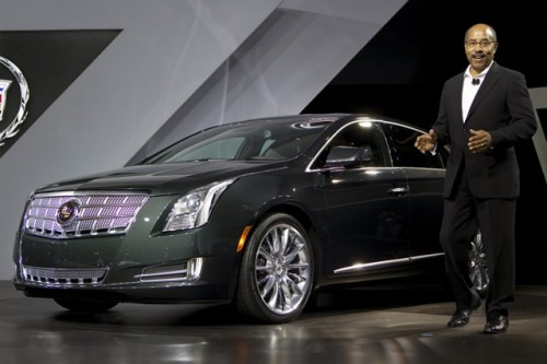 Cadillac XTS Los Angeles