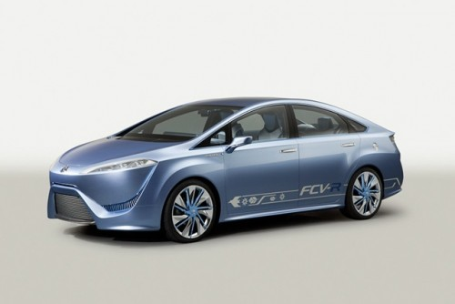 Toyota FCV-R Fuell Cell